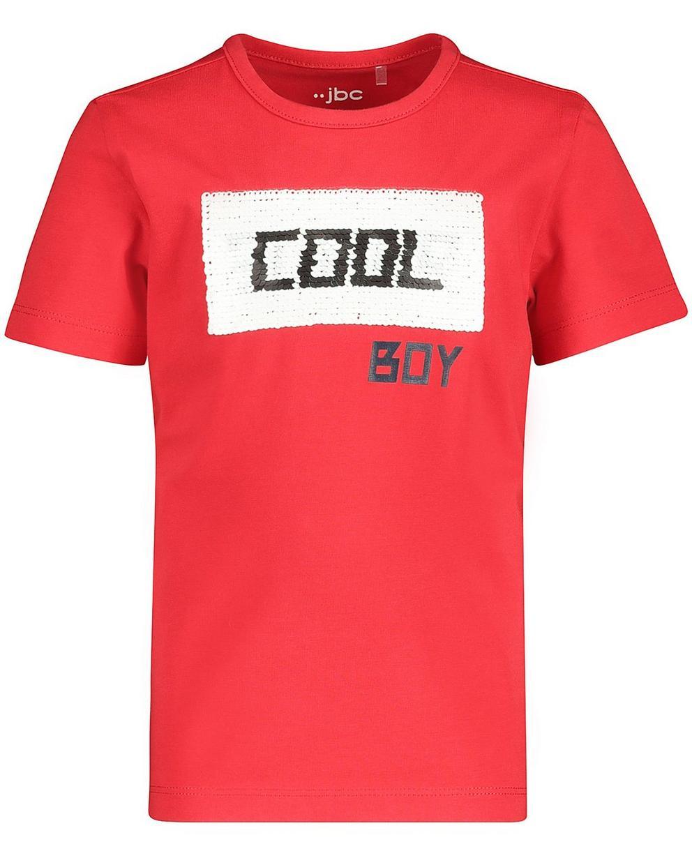 T-Shirts - Pflaume - Swipe-T-Shirt